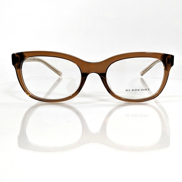 7cea49dd8c BURBERRY B 2213-F Brown Eyeglasses